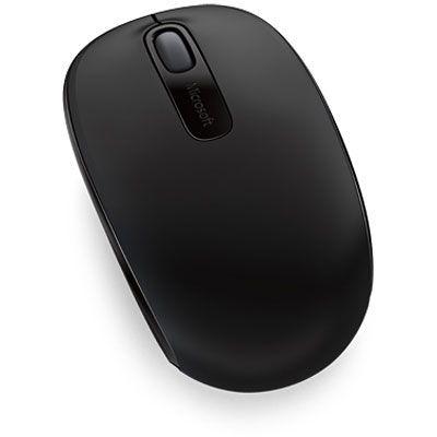 Mouse Wireless Microsoft 1850 Preto