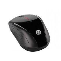 Mouse Wireless Prata/Pto X3000 Hp Usb