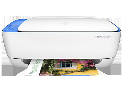 Impressora Multifuncional Hp Deskjet Advantage 3635 Wifi