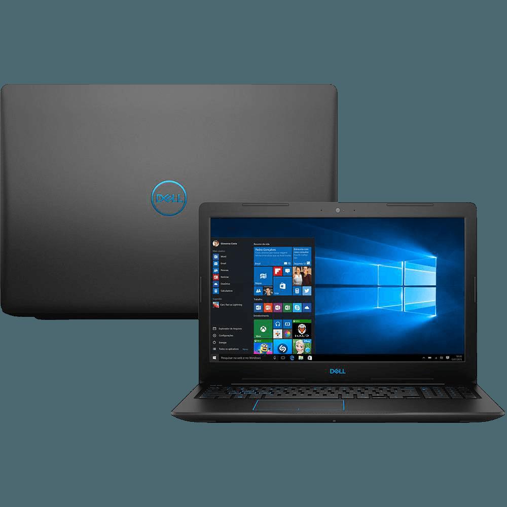 Nb Dell Gaming G3 3579 I7-8750H| 1Tb| 8Gb| 15| Gtx1050Ti(4Gb)| 10Home| Pto