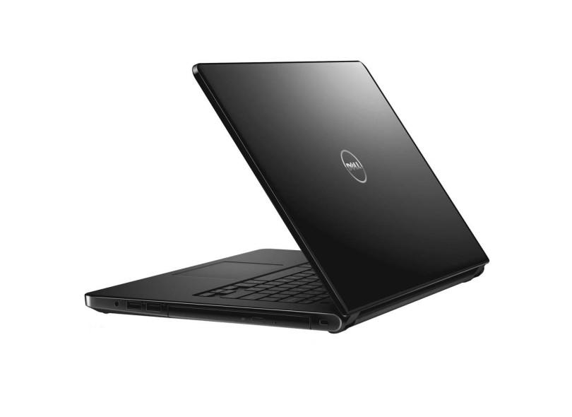 Notebook Dell Inspiron 5458 Core I3-5005U 2.0  1Tb  4Gb  Webcam  14  Winodws 10 Home Branco