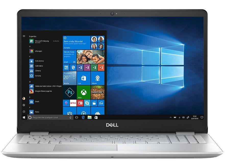 Nb Dell Inspiron 5570 Core I7 8550U| 2Tb| 8Gb| Radeon530 4Gb| 15| W10Home