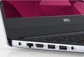 Notebook Dell Inspiron 7460 I7 7500U 2.70Gh| 16Gb| 1Tb| Gf-940Mx(4Gb)| 14| Ubuntu| Prata