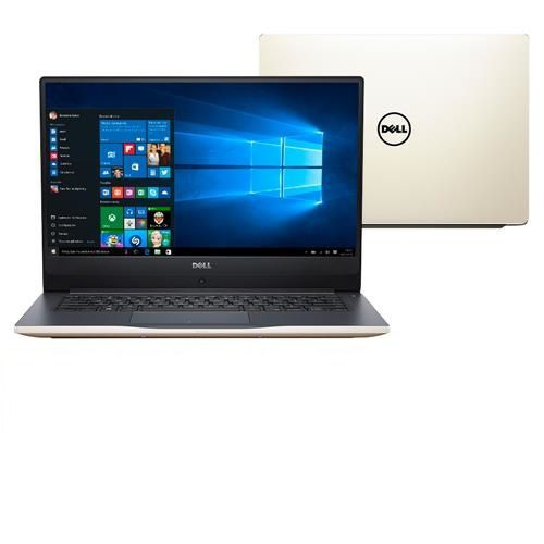 Nb Dell Inspiron 7472 I5-8250U| 1Tb| 8Gb| 14| Win10Home| Prata Ol