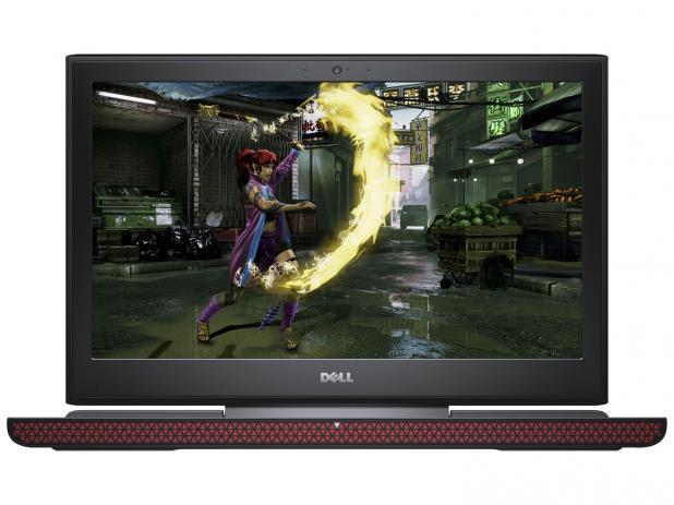 Nb Dell Inspiron 7567 I7 7700Hq 2.8| Ssd240Gb| 8Gb| Gtx1050Ti4Gb| 15| W10Pro| Pto