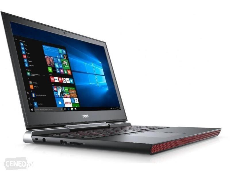Nb Dell Inspiron 7567 I7 7700Hq 2.8Ghz| 1Tb| 8Gb| Gtx1050Ti(4Gb)| 15| Win10Home| Preto