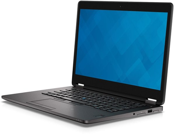Notebook Dell Latitude 14 7470 I5-6300U|8Gb|Ssd256|Touch|W10Pro Dw W7
