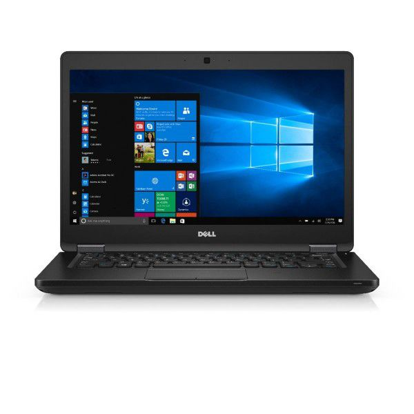 Nb Dell Latitude 5480 I7-7600U| 500Gb| 8Gb| 14| W10Pro| Preto