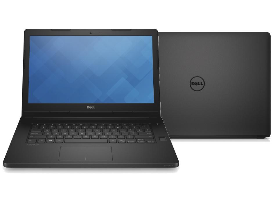 Notebook Dell Latitude E3470 I3-6100U| 500Gb| 4Gb| Cam| 14| W10 Dwn7 Pro| Preto