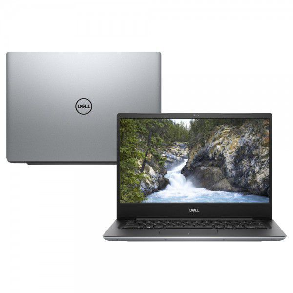 Nb Dell Vostro 5481 I7-8565| 8Gb| Ssd128Gb| 1Tb| Mx130 (2Gb)14| Win10Pro| Prata