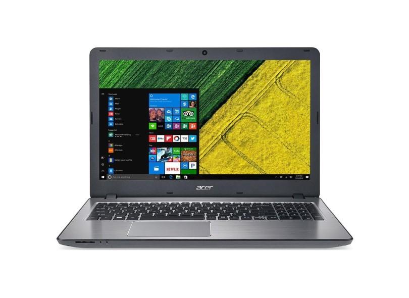 Nb Acer F5-573-51Lj Core I5 7200U 2.5Ghz/1Tb/8Gb/Vga-Hd620/Dvd/15.6/Win10Home