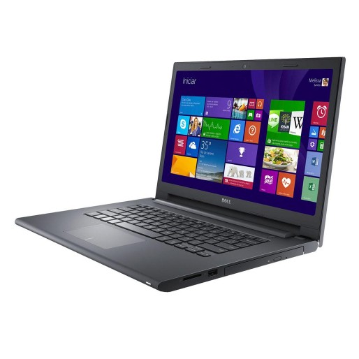 Notebook Dell Inspiron 3442 Core I3-4005U 1.7Ghz| Hd1Tb| Ram4Gb| Dvd| Wifi| Webcam| Tela14|Win 10Sl