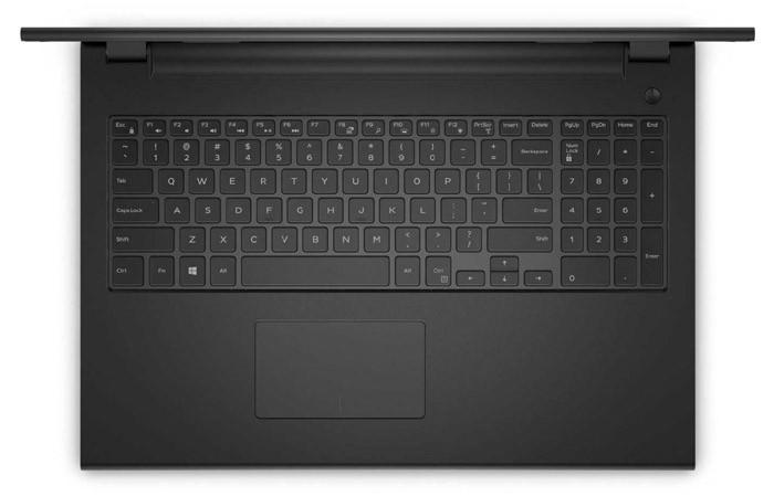 Notebook Dell Inspiron 3542 I3-4005U 1.7Ghz| 1Tb| 4Gb| Dvd| Hd4400| Cam| 15| W10Home| Prata