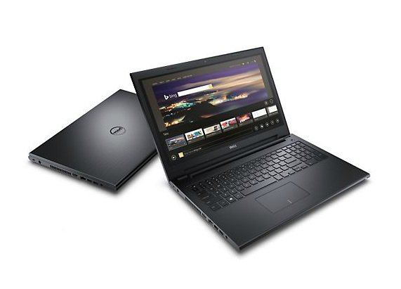 Notebook Dell Inspiron 3542 Core I3 4005U 1.7Ghz| 500Gb| 4Gb| Dvd| Cam| 15| Linux