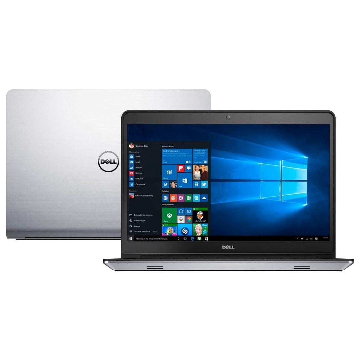 Nb Dell Inspiron 5448 Core I7-5500 /1Tb/8Gb/14/W10Home