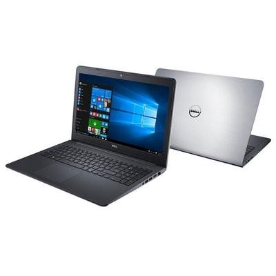 Notebook Dell Inspiron 5557 Core I5 6200U |1Tb|8Gb|15|Windows 10 Home Prata