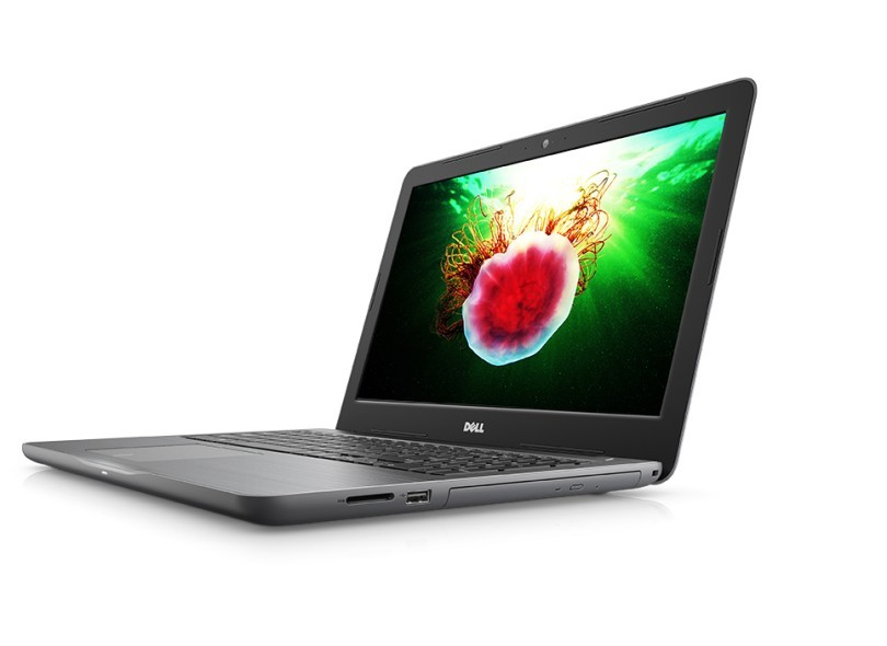 Notebook Dell Inspiron 5567 Core I5-7200U 2.5Ghz| 1Tb| 8Gb| Dvd| 15| Win 10 Home Branco