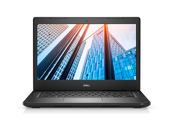 Notebook Dell Latitude 3480 Core I3-7100U 2.4Ghz |Hd 500Gb |4Gb Ram |14 |Us|Windows 10 Pro |Preto