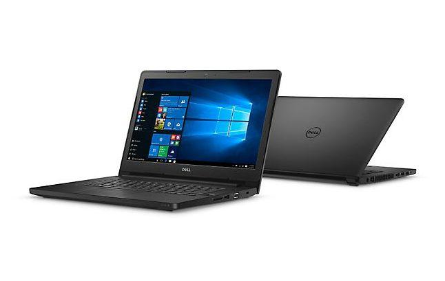 Notebook Dell Latitude 3480 Core I7-7500U 2.7Ghz | 500Gb | 4Gb | Tela 14 | Win 7 Pro Preto