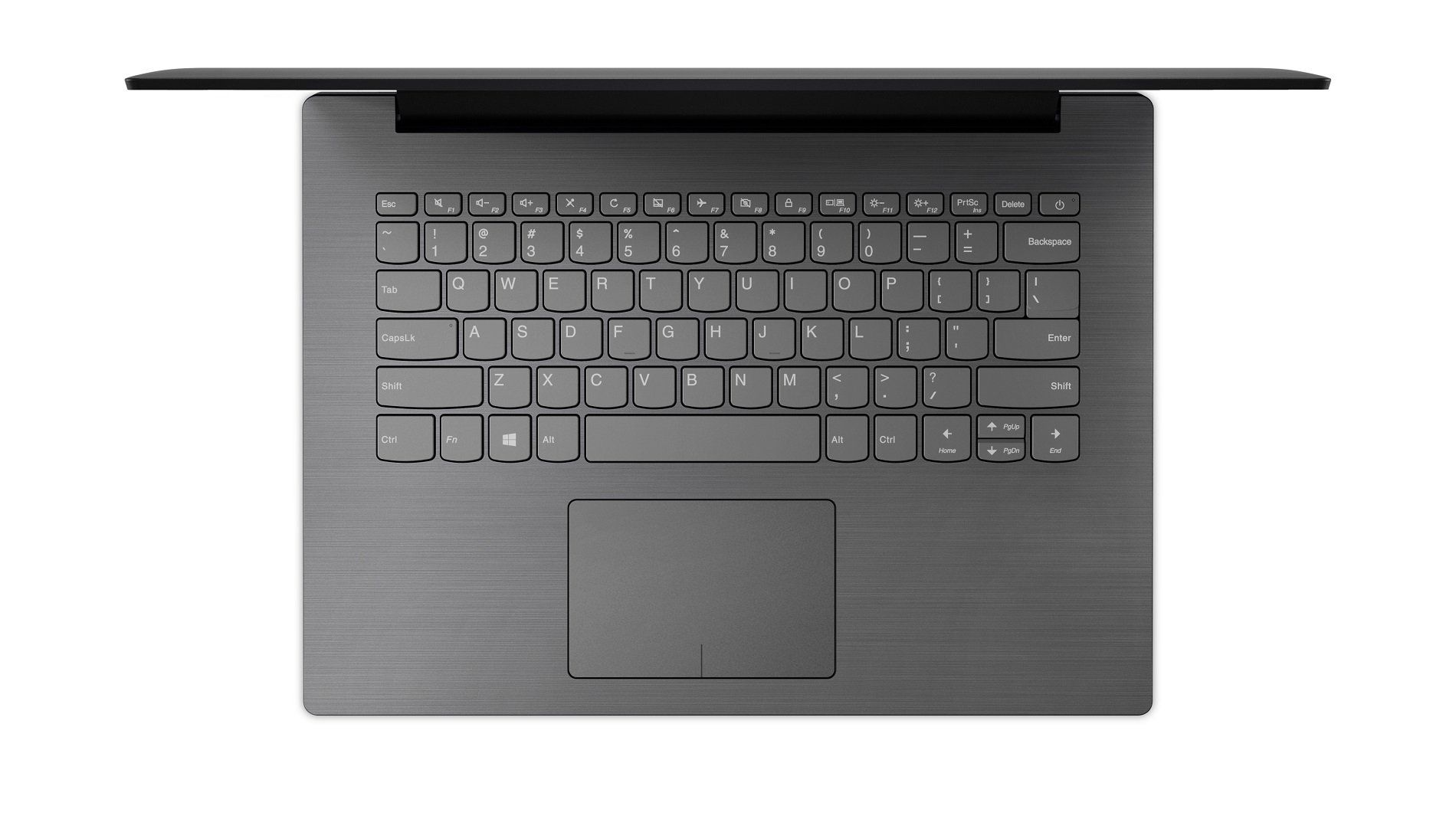 Notebook  Lenovo B320-14Ikbn Ci3 6006U 2.0Ghz/500Gb /4Gb /Tela 14 /W10Home Preto