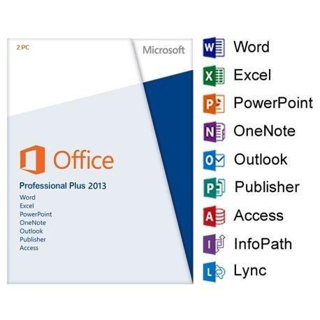 Soft Office Pro Plus 2013