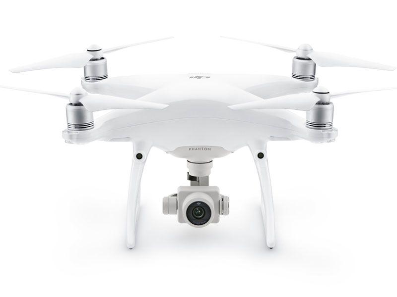 """Drone Phantom 4 Advanced + Rádio Controle com tela integrada de 5.5"""" polegadas"""