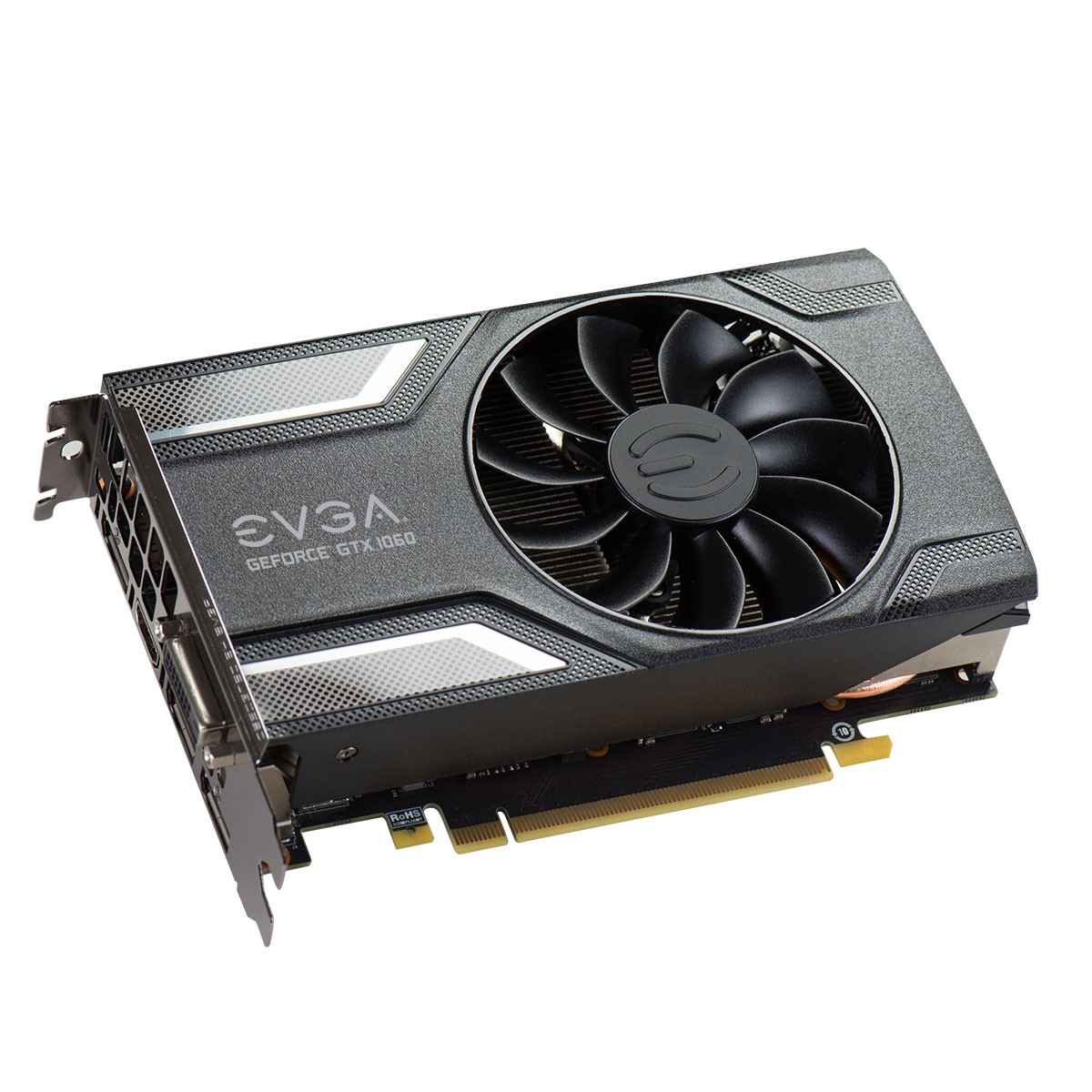 Placa De Vídeo Gtx1060 3Gb Sc Acx2.0 Ddr5 Evga