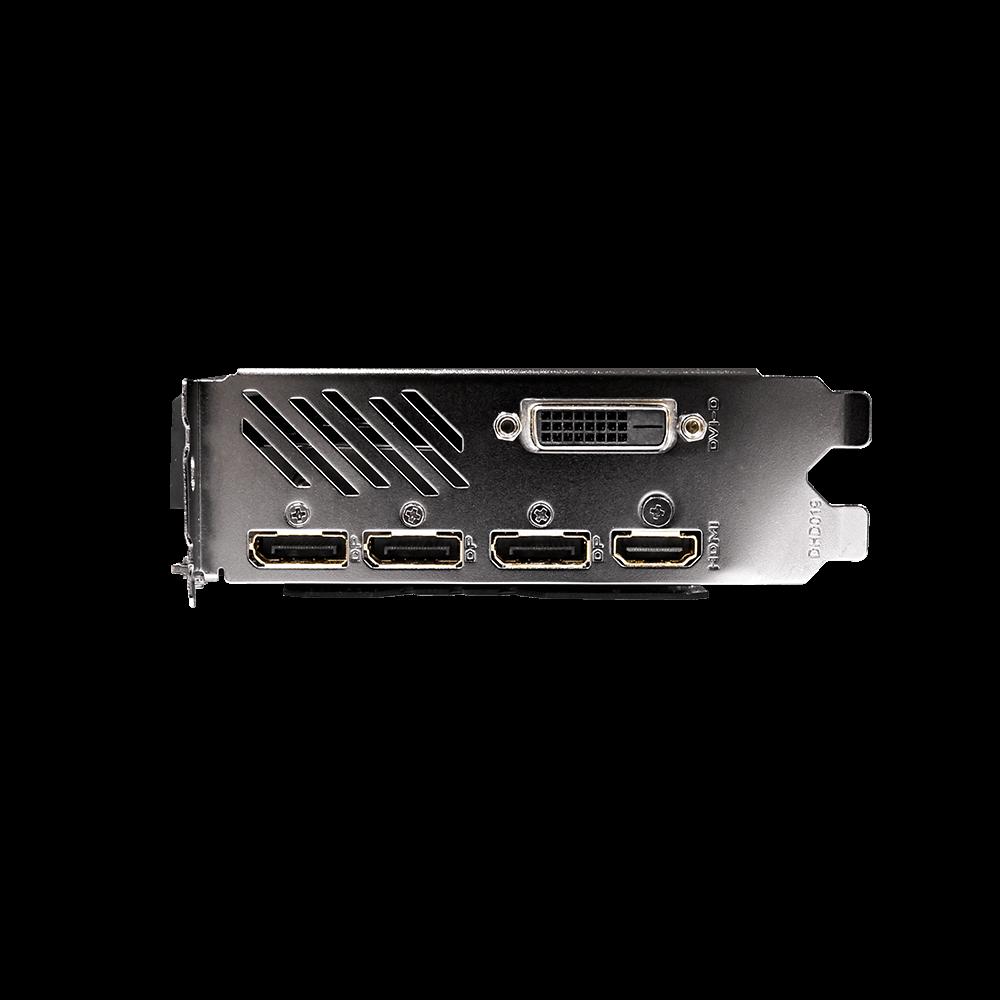 Placa De Vídeo Gtx1060 6Gb Aorus Windforce 3X Ddr5 Gigabyte