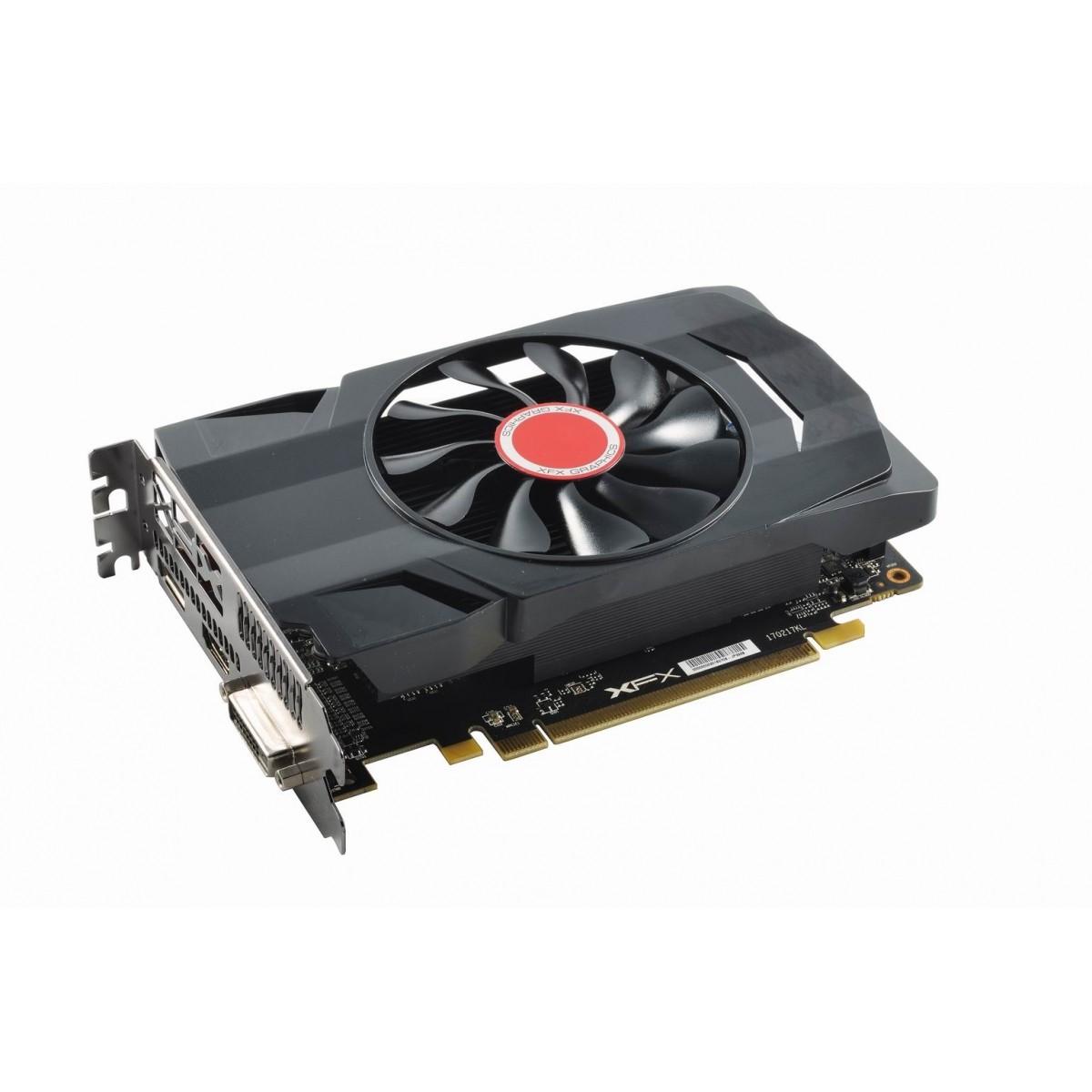 Placa De Vídeo Rx 560D 4Gb Radeon Ddr5 1196Mhz Core Dp Xfx