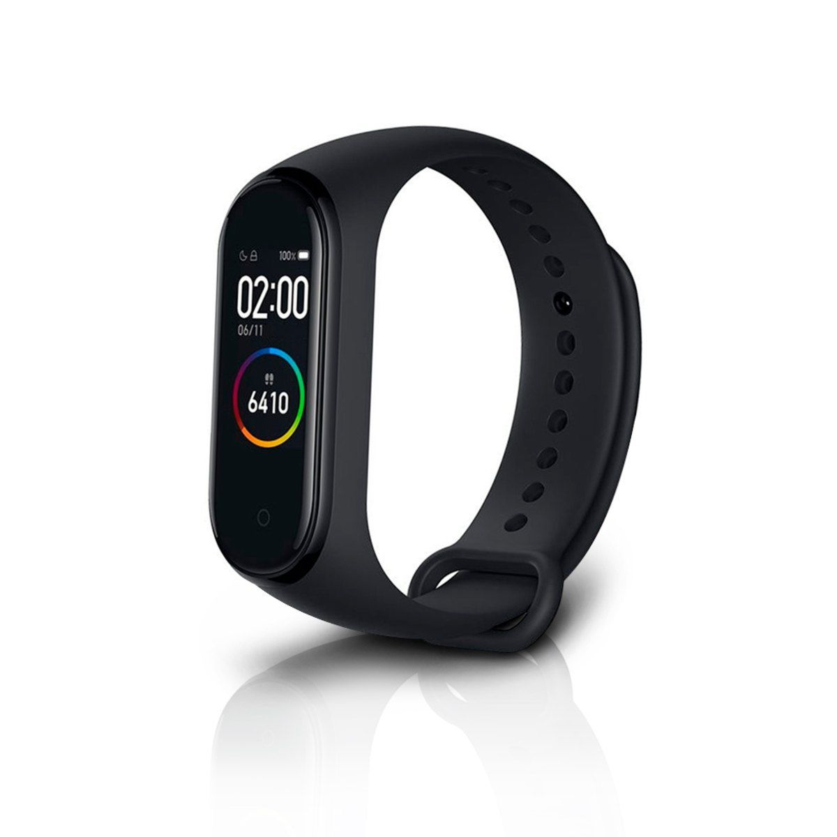 Relogio Xiaomi Mi Smart Band 4 Android| Ios - Xmsh07Hm