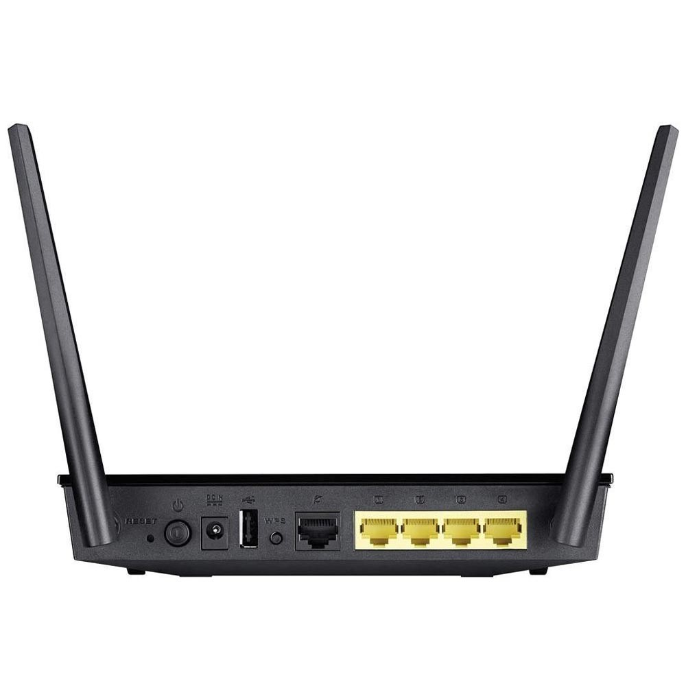 Roteador Wireless 750Mbps Asus Dual-Band Rt-Ac51U 2 Ant5Dbi