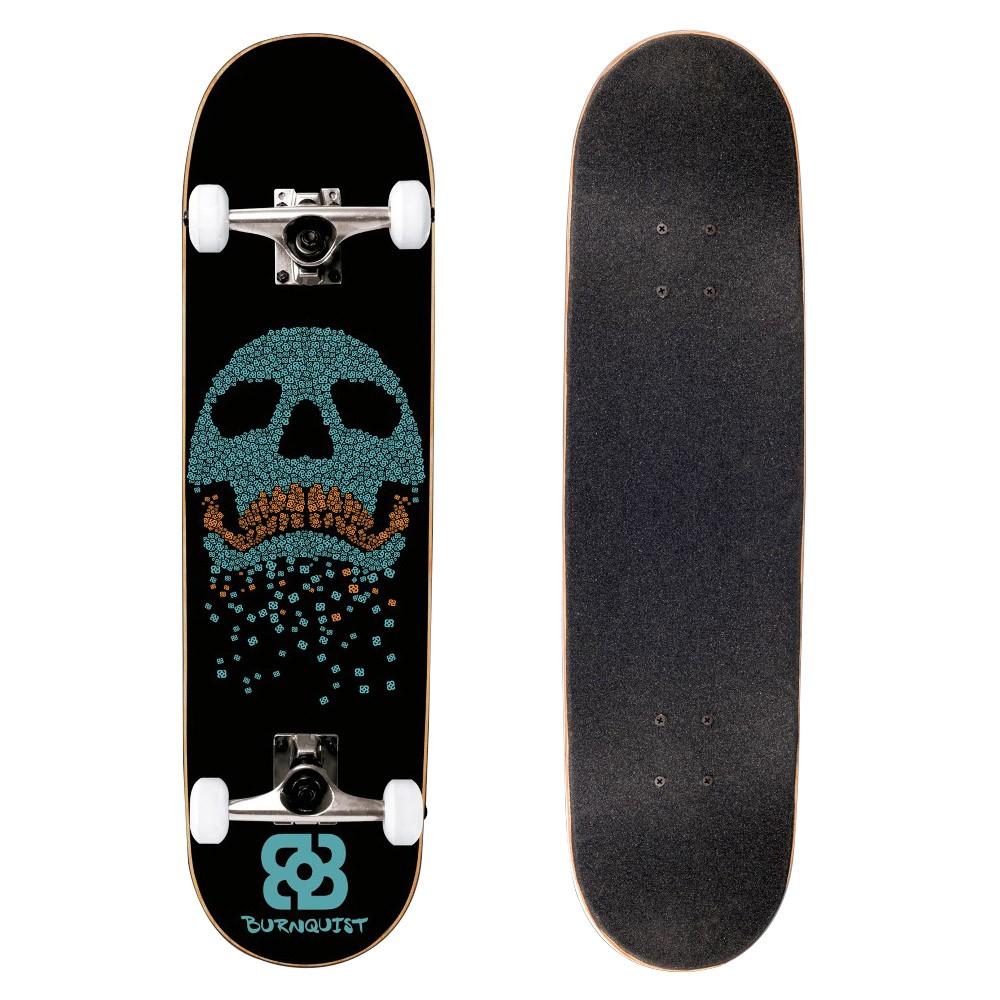 Skate Street Es077 Bob Burnquist Caveira Azul Multilaser