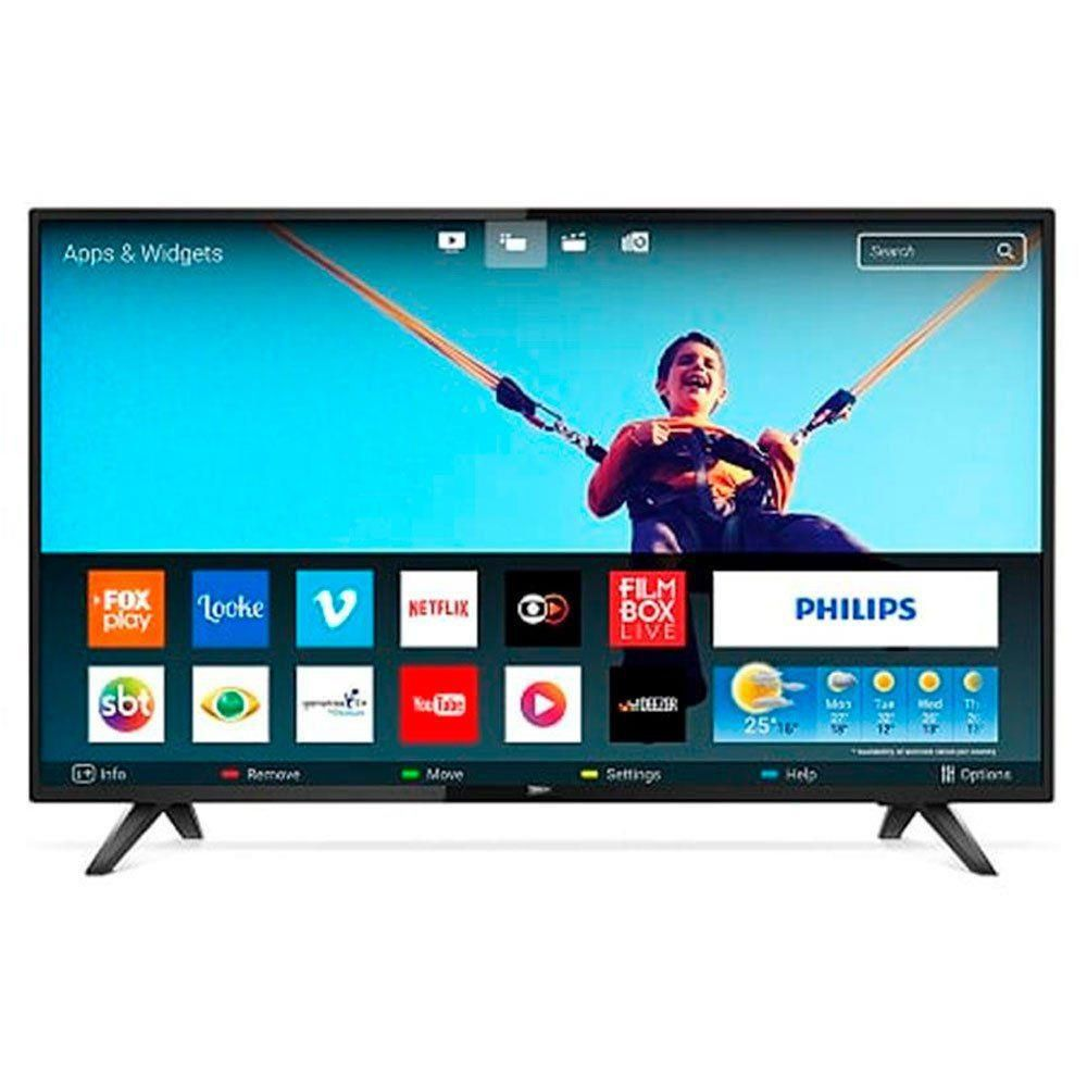 Smart Tv Led 43'' Philips 43Pfg5813 Full Hd/Hdmi/Usb