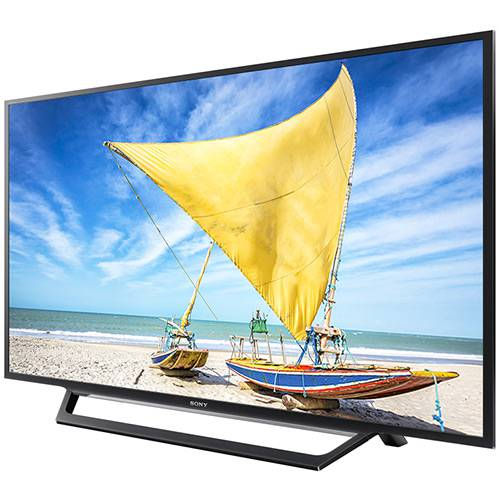 Smart Tv Led 48  Sony Full Hd 48W655D 2X Hdmi/2X Usb