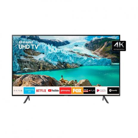 Smart Tv Led 4K 50 Samsung 50Ru7100 3X Hdmi| 2Xusb| Bluetooth