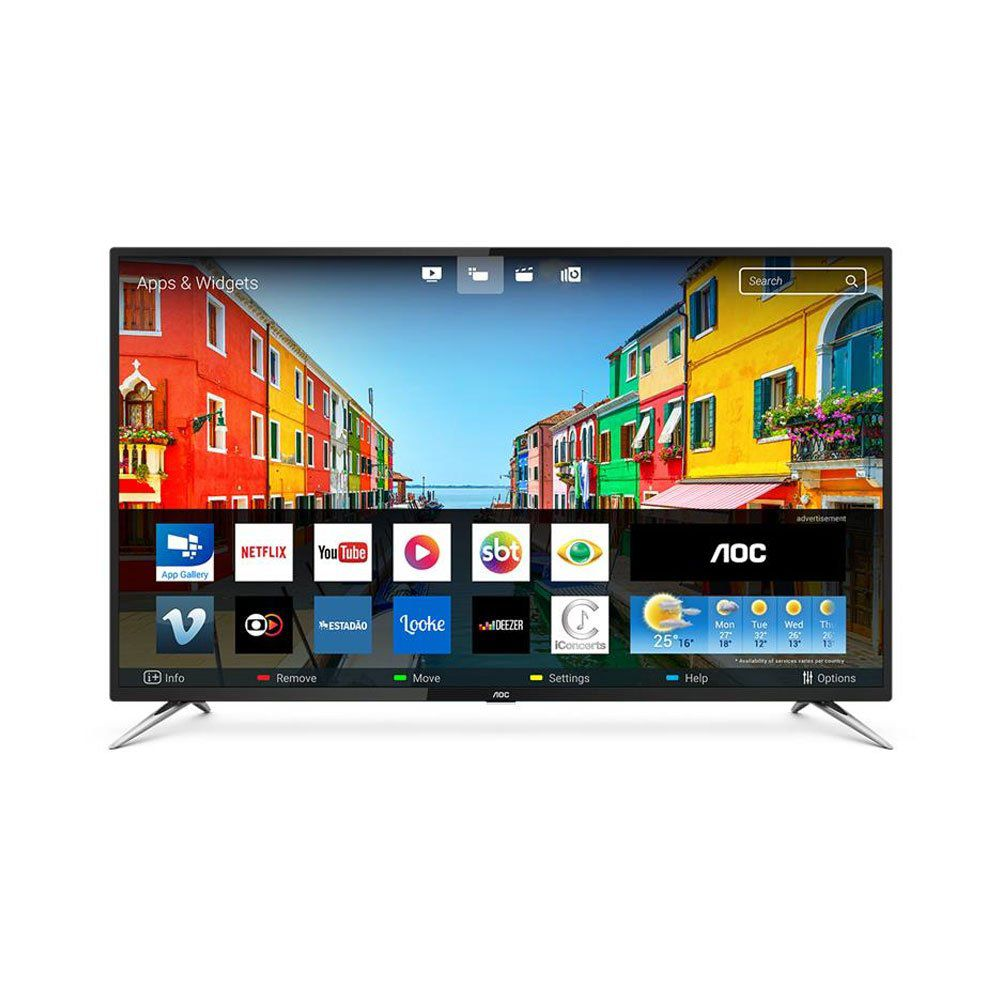 Smart Tv Led 50 4K Aoc Le50U7970S Hdmi| Usb