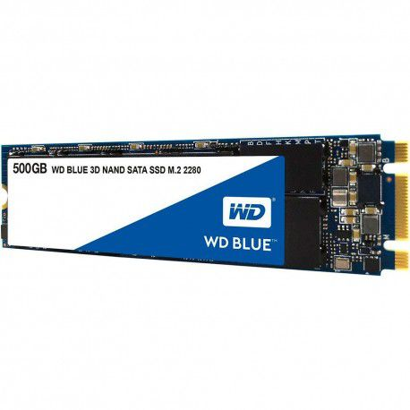 Ssd Wd M.2 Blue 500Gb Wds500G2B0B