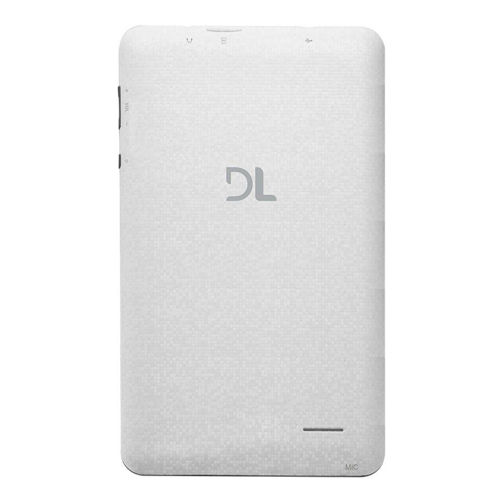 Tablet Dl Tx380Bra Qc/1Gbram/8Gb/7''/Wifi/ Branco