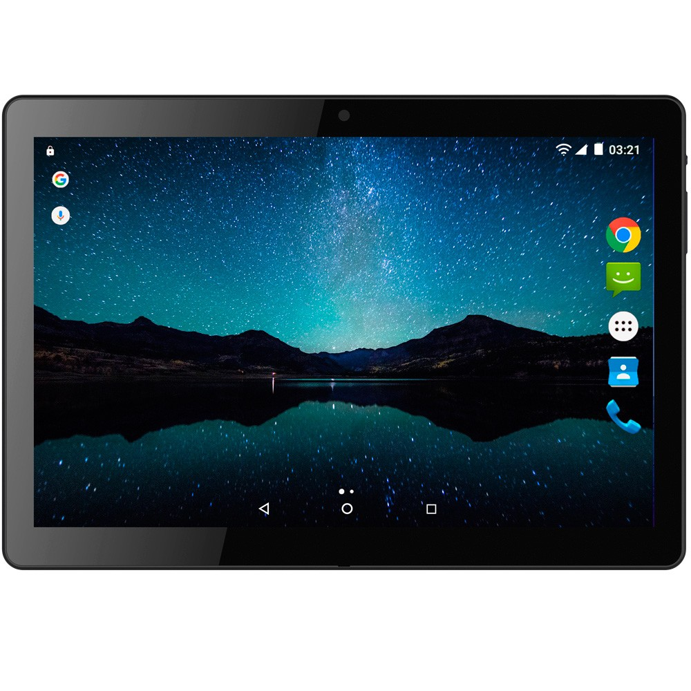 Tablet Multilaser Nb267 M10A Lite Qc/8Gb/1Gbram/3G/10''Ips Hd/Preto