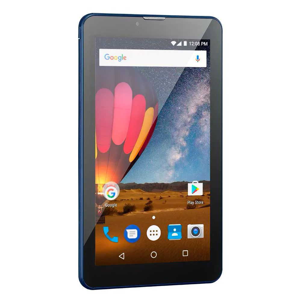 Tablet Multilaser Nb270 M7-3G Plus Cpu 1.3Ghz|8Gb|1Gbram|3G|7Ips Hd| Dark Blue