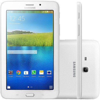 Tablet Samsung Galaxy Tab E Sm-T113Nu 8Gb/7/Wifi/Branco