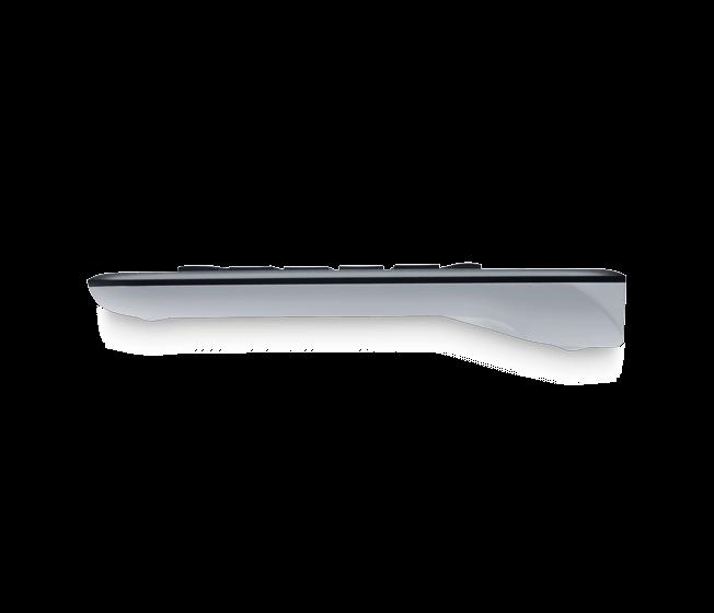 Teclado Com Touch Pad Wireless Preto Logitech Touch K400