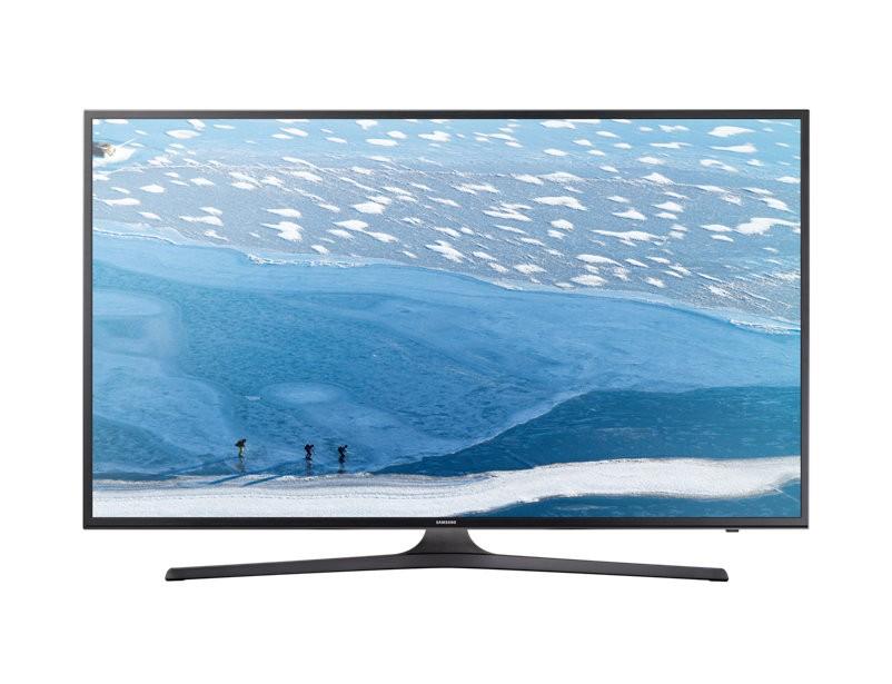 Smart Tv Led 4K 40 Samsung Un40Ku6000G Hdmi Usb Wifi