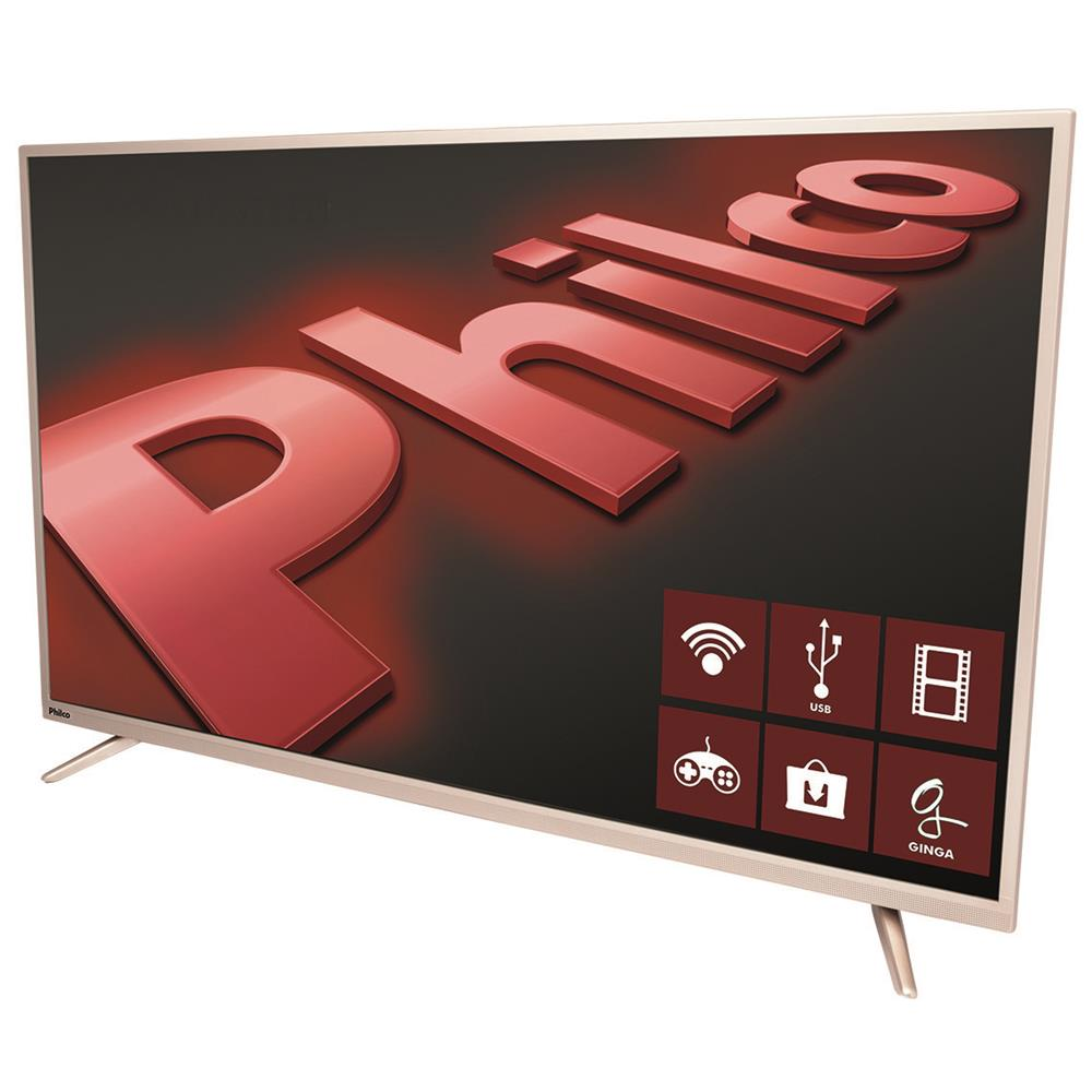 Smart Tv Led 49 Android Philco Ph49F30Dsgwa Full Hd/Wi-Fi
