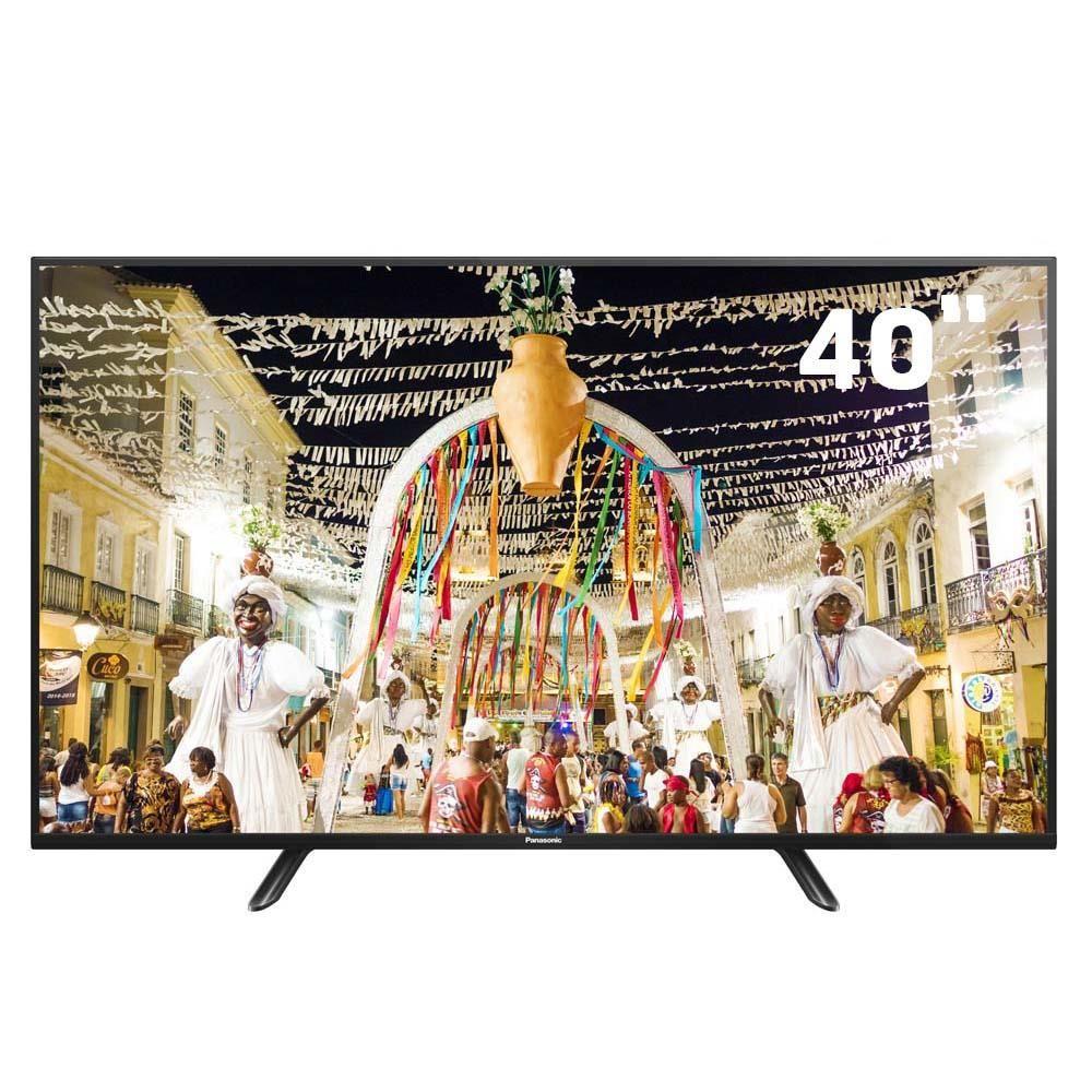 Tv Led Panasonic 40 Full Hd Usb Hdmi Tc-40D400B