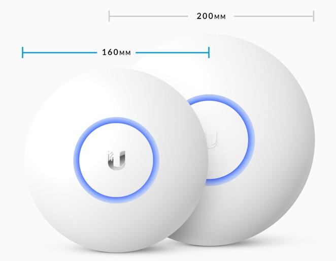 Ubiquiti Unifi Uap-Ac-Lite 1167Mbps Dual Radio 2.4Ghz| 5Ghz