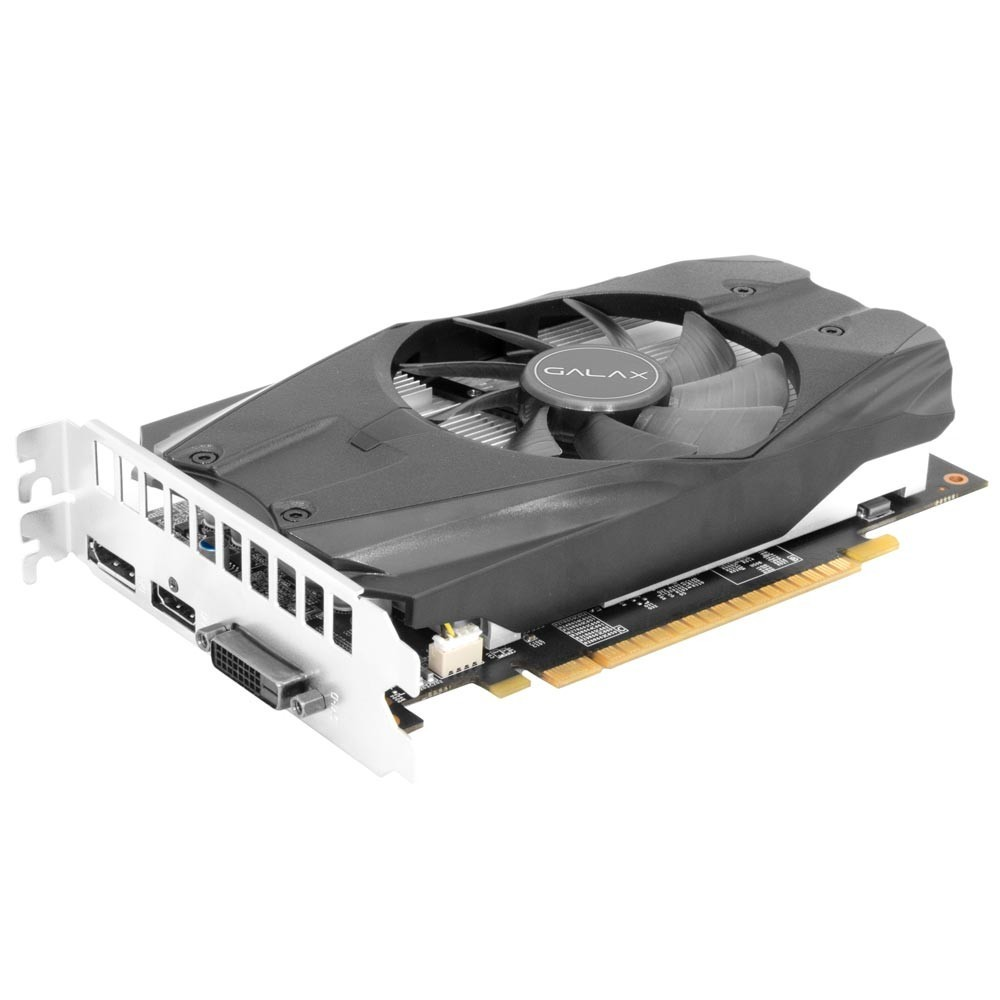 Vga Pci-E 2Gb Ddr5 Galax Geforce Gtx 1050 Oc 128Bit Dvi-D|Dp|Hdmi
