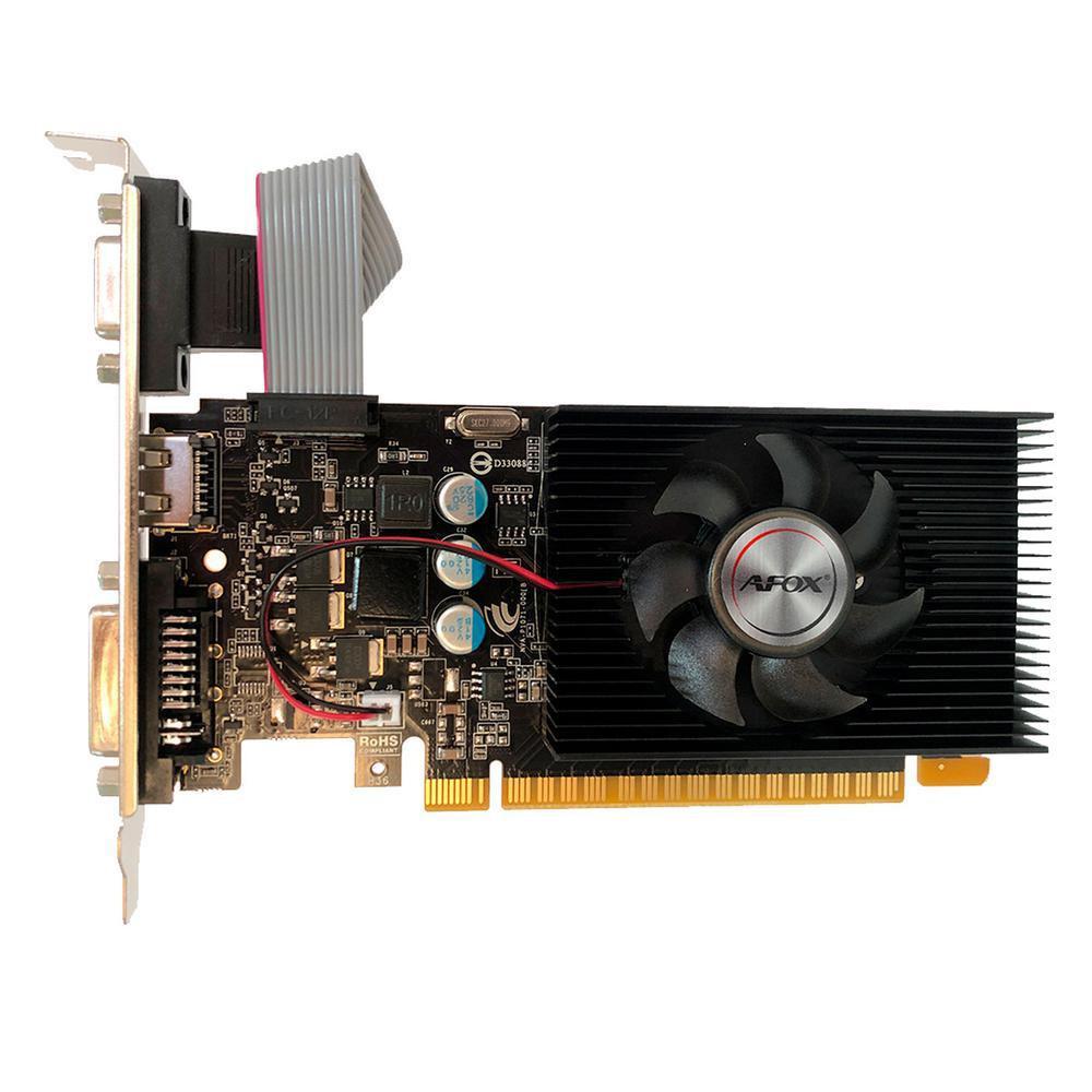 Vga Pci-E 2Gb Gt420 Afox Geforce Ddr3 128Bits