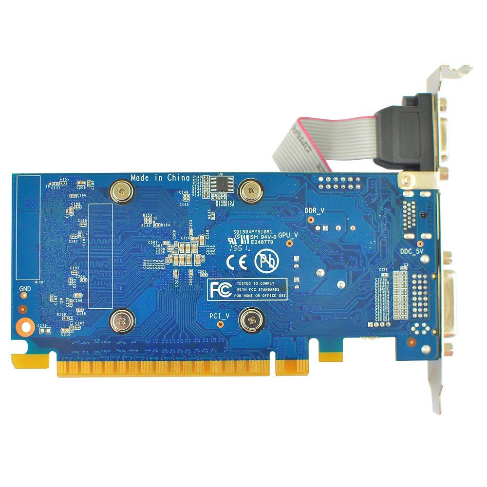 Vga Pci-E Galax Nvidia Gt710 1Gb Ddr3 64Bits