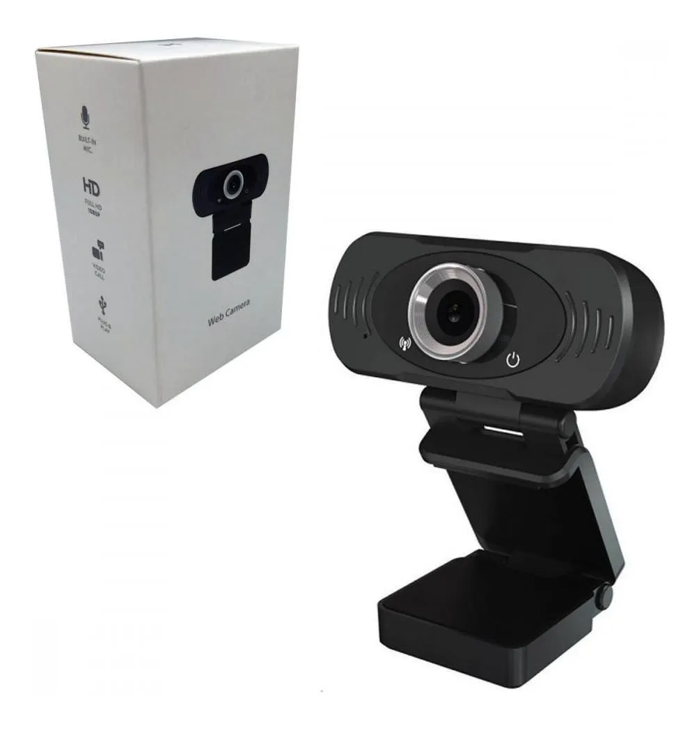 Webcam Imi By Xiaomi Cmsxj22A Full Hd 30Fps C| Mic - Garantia 3 Meses